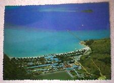Vintage HAYMAN ISLAND, ROYAL HAYMAN HOTEL GREAT BARRIER REEF QLD  AUST POSTCARD