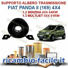 SUPPORTO ALBERO TRASMISSIONE PANDA II 169 4X4 DAL 2003 AL 2012 NUOVO