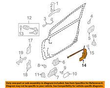 MAZDA OEM 07-12 CX-7 Front Door-Lock Actuator Motor EG2159310R