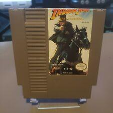 Collector Grade-Indiana Jones and the Last Crusade (Nes, 1991)