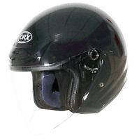Casque casco helmet Jet TORX JACK 2 ANTHRACITE XXL 63 64  homologué