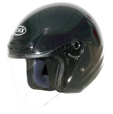 Casque casco helmet Jet TORX JACK 2 ANTHRACITE XS 53 54 homologué