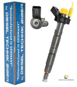 Injektor Einspritzdüse BMW E81 E87 120d E83 X3 E70 X5 13537805428 13537805429