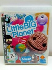 PS3 LITTLE BIG PLANET PAL ESPAÑOL SPANISH