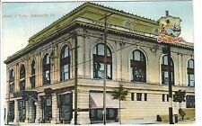 1910 The Board of Trade in Jacksonville, FL Florida PC