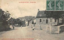 St-Lèger-Vauban - Grande Rue