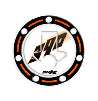 PROTEZIONE TAPPO BENZINA RESINA 3D PER KTM DUKE 390 2014 – 2016 (GP-453) W
