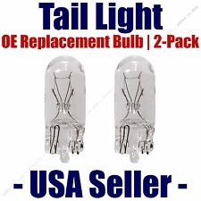 Tail Light Bulb 2pk - OE Replacement Fits Listed Lexus & Lincoln Vehicles - 168