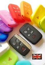 FOR JAGUAR REMOTE F-TYPE XK XKR XF XFR XJ XJL SE XE SMART KEY COVER CASE 5 BUTTO