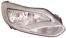 Ford Focus Headlight Unit Driver's Side Headlamp Unit 2011-2014