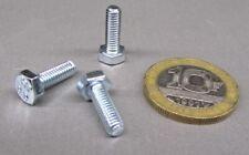 Tap Bolt, FT, 8.8 Zinc Plated Metric, M4 x 0.7 x 12 mm Length, 100 Pc