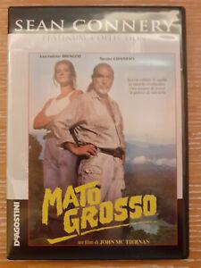 MATO GROSSO - DVD RARO - di John Mc Tiernan con Sean Connery - Lorraine Bracco
