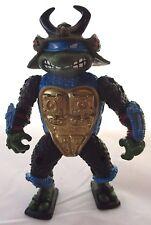 """Teenage Mutant Ninja Turtle Leo Sewer Samurai 4.5"""" Action Figure Playmates 1990"""