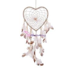 Handmade Dream Catcher with feathers wall or car hanging decoration ornament hot