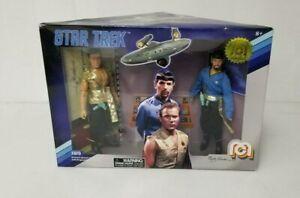 Star Trek Marty Abrams Mego #9549 of 10000 Spock Kirk