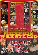 Classic Memphis Wrestling Jerry Lawler vs The Monsters, Bruiser Brody