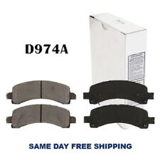 Rear Brake Pad For Chevy Express 2500, EXT, HD, Express 3500