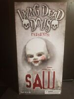 LIVING DEAD DOLLS PREDENT SAW MEZCO 2010
