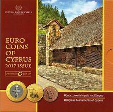 SÉRIE EURO BRILLANT UNIVERSEL (BU) - CHYPRE 2017
