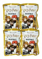 Harry Potter Pencil Toppers Series 1 One Blind Bags Lot of 4 NEW SEALED