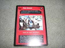 Star Wars CCG - Theed Palace - Master, Destroyers! - NM / SWCCG