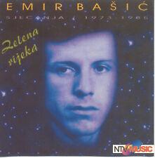 EMIR BASIC CD Sjecanja 1973- 1985 Zelena rijeka Deni Kod Leptirica Kornelije Hit