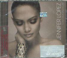 JENNIFER LOPEZ COMO AMA UNA MUJER CD NEW 2007 SPANISH