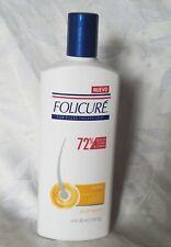 "1X - FOLICURE "" EXTRA "" Shampoo for Fuller Thicker Hair, 11.8 fl oz."