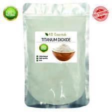 4oz Natural Matte Titanium Dioxide Pigment - Soap Making Cosmetics - 4 ounce