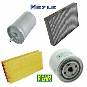 Tune Up KIT Cabin Air Oil Fuel Filters FIT Volvo 850 1993-1997