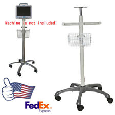 vertical stand Mobile trolley / Cart/stand for Contec patient monitor USA FEDEX