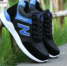 Mens New Balance 997H Lace up Cushioned Trainers in Navy Blue and Black & Pink**