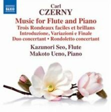 Carl Czerny: Music for Flute & Piano, New Music