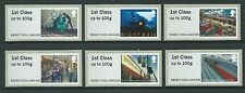 GREAT BRITAIN 2017  POST AND GO MAIL BY RAIL UNMOUNTED MINT,MNH