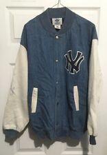 Adidas Yankees Varsity Jacket Vintage