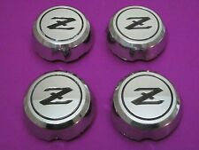 1982-83 NISSAN DATSUN 280ZX  SET OF 4 RIM WHEEL CENTER CAPS