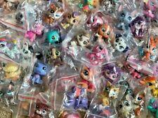 Littlest Pet Shop Mixed Lot 10 Pc Surprise Random Pet Figures Authentic LPS 10PC
