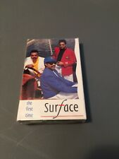 SURFACE  THE FIRST TIME FACTORY SEALED CASSETTE SINGLE C94 D