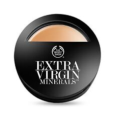 The Body Shop Extra Virgin Minerals Compact Foundation, 408 Rose Caramel (0.3...
