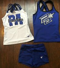 Prodigy All-Star Cheer  Practice Wear Set XS by Varsity