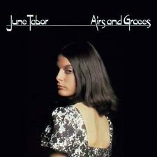 June Tabor - Airs And Graces - Reissue (NEW CD)