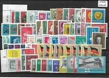 DDR Jahrgang 1959 komplett postfrisch