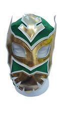 WWE Sin Cara Green Wrestling Masks Lucha Dragons Kids Adults