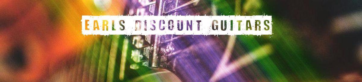 Earls Discount Guitars