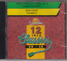 Fred Wesley & The J.B.'s / Bar-Kays – Doing It To Death / Sexomatic