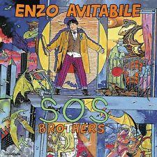 Avitabile Enzo S.O.S. Brothers Vinile Lp Colorato Numerato Autografato Rsd 2021
