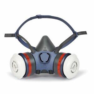 Moldex 7232 - Pre-assembled 7000 Series A2P3 R Half Mask