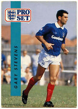 Gary Stevens Portsmouth #288 Pro Set Football 1990-1 Trade Card (C363)