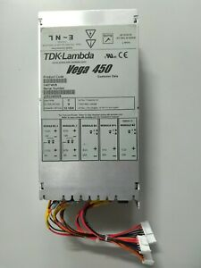 TDK Lambda Vega 450 Power Supply Assembly V4074KB for ZVB , SMF100A