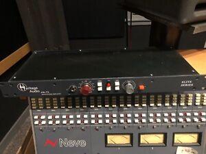 Heritage Audio HA-73 Elite  Single Channel rack mount Mic Pre 1073-style SALE!!!